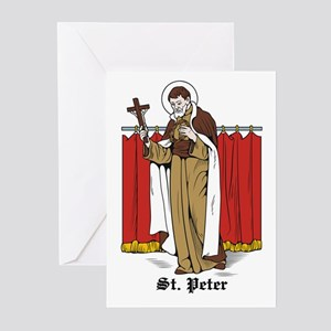 St. Peter Greeting Cards (Pk of 10)