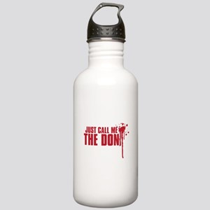 JUST CALL ME DONE Stainless Water Bottle 1.0L