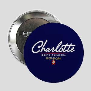 """Charlotte Script 2.25"""" Button"""