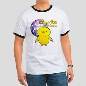 DWTS Chick Ringer T-Shirt