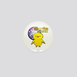DWTS Chick Mini Button