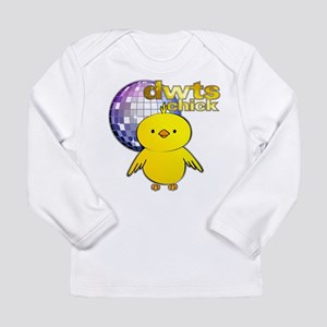 DWTS Chick Long Sleeve Infant T-Shirt