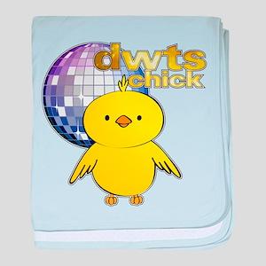 DWTS Chick Infant Blanket
