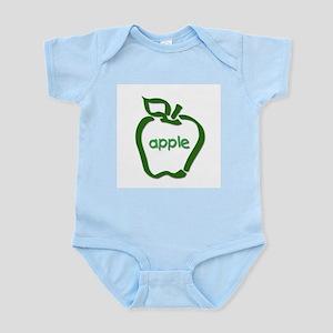 Apple Baby Infant Creeper