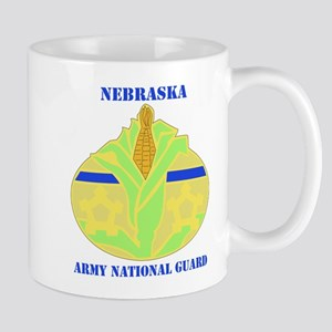 DUI-NEBRASKA ANG WITH TEXT Mug