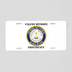 New Aluminum License Plate