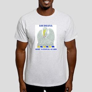 DUI-LOUISIANA ANG WITH TEXT Light T-Shirt