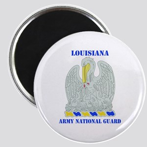 DUI-LOUISIANA ANG WITH TEXT Magnet