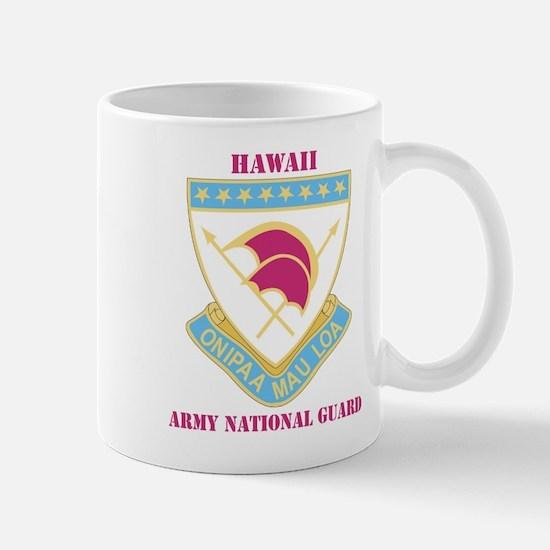 DUI-HAWAII ANG WITH TEXT Mug