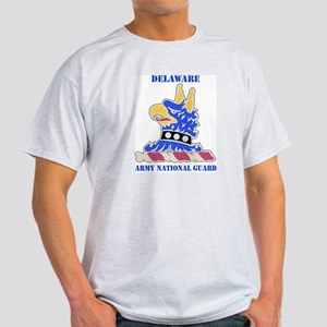 DUI-DELAWARE ANG WITH TEXT Light T-Shirt