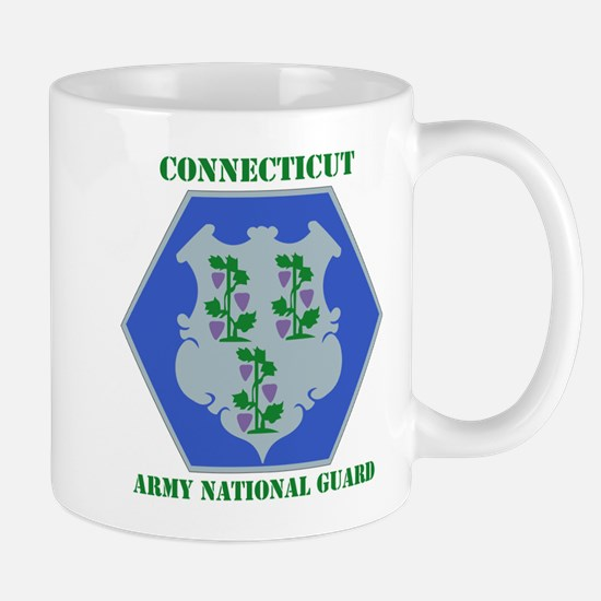 DUI-CONNECTICUT ANG WITH TEXT Mug