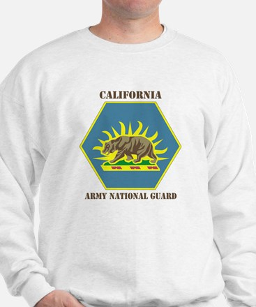 DUI-CALIFORNIA ANG WITH TEXT Sweatshirt