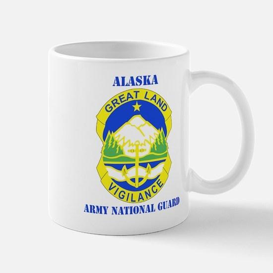 DUI-ALASKA ANG WITH TEXT Mug