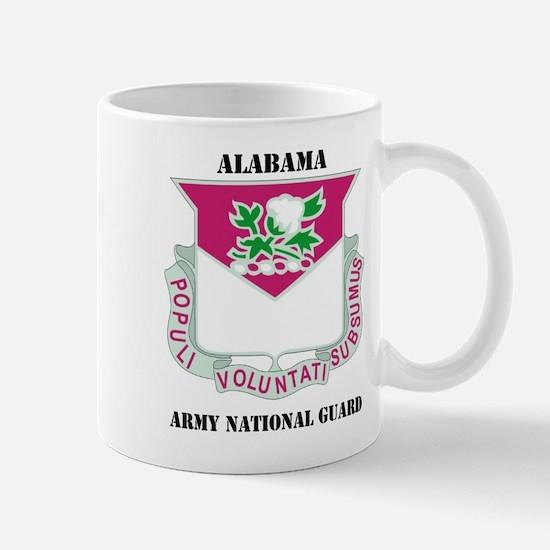 DUI-ALABAMA ANG WITH TEXT Mug
