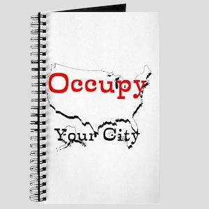 Custom Occupy Your City Journal