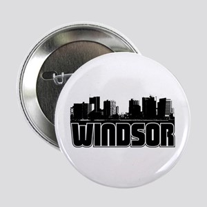 "Windsor Skyline 2.25"" Button"