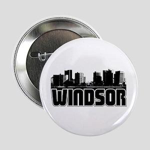 "Windsor Skyline 2.25"" Button"