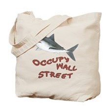 Occupy Wall Street Tote Bag