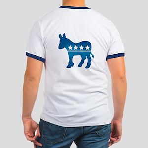 Democrats Donkey Ringer T