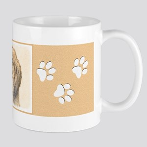 Dachshund (Longhaired) 11 oz Ceramic Mug