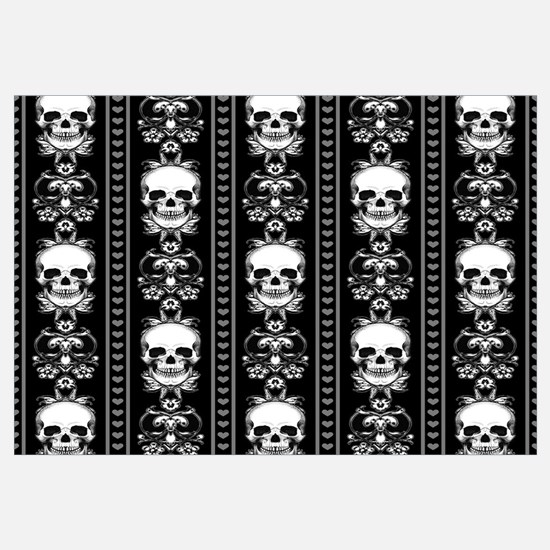 Cool Skulls Wall Art
