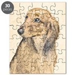 Dachshund (Longhaired) Puzzle