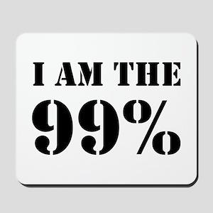 I am the 99% Mousepad