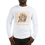 Dachshund (Longhaired) Long Sleeve T-Shirt