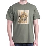 Dachshund (Longhaired) Dark T-Shirt