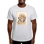 Dachshund (Longhaired) Light T-Shirt