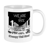 Occupy Wall St Mug