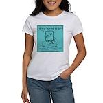 Women's T-Shirt featuring pious Scotty