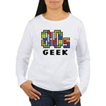 80s Geek Women's Long Sleeve T-Shirt