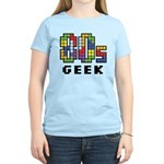 80s Geek Women's Light T-Shirt