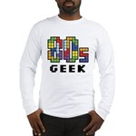 80s Geek Long Sleeve T-Shirt