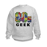 80s Geek Kids Sweatshirt