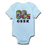 80s Geek Infant Bodysuit