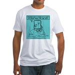 Fitted T-Shirt featuring pious Scotty