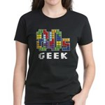80s Geek Women's Dark T-Shirt