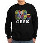 80s Geek Sweatshirt (dark)