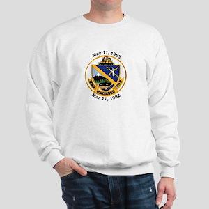 USS Vancouver Decomm LPD 2 Sweatshirt