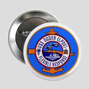 USS Ogden LPD 5 Button