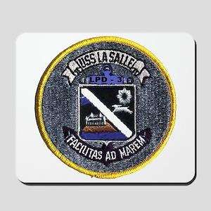 USS La Salle LPD 3 Mousepad