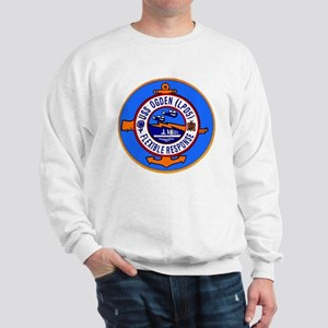USS Ogden LPD 5 Sweatshirt