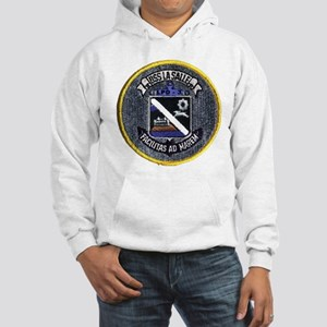 USS La Salle LPD 3 Hooded Sweatshirt