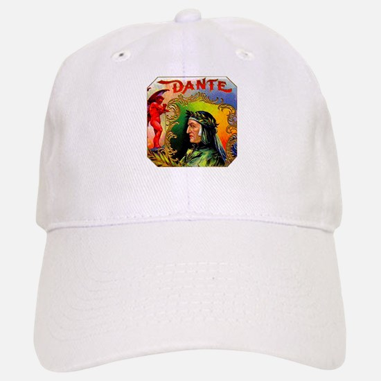 Dante Devil Cigar Label Baseball Baseball Cap