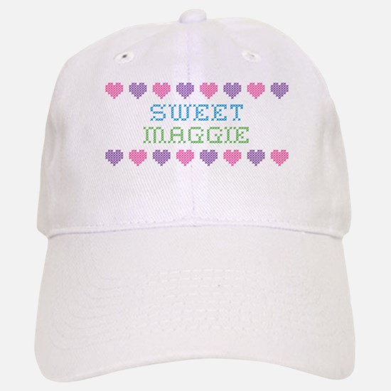 Sweet MAGGIE Baseball Baseball Cap