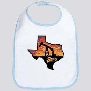 Texas Sunset Bib