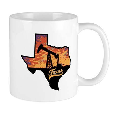 Texas Sunset Mug