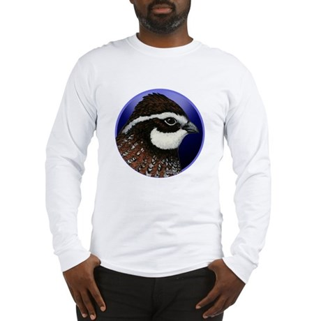 Bobwhite Quail 2 Long Sleeve T-Shirt
